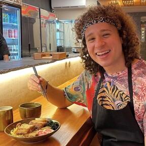 Deigo Ramen: Luisito Comunica abre otro restaurante japonés en CDMX, menú y ubicación