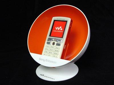 Altavoz-concha para tu walkman Sony w800i