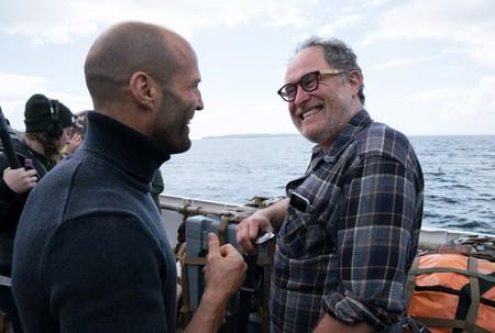 Jason Statham y Jon Turteltaub