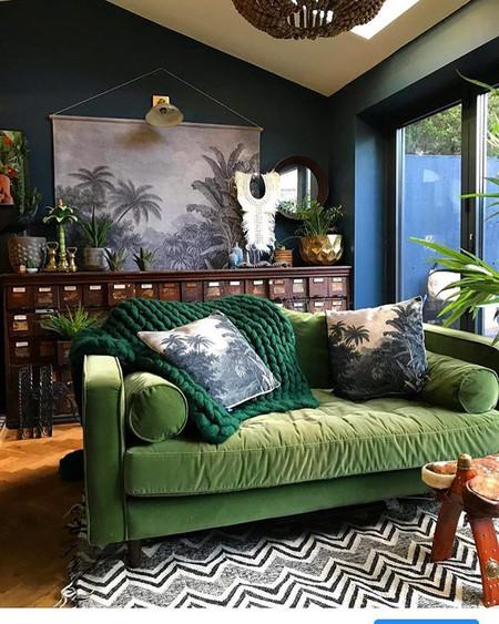 Sofa Verde 16