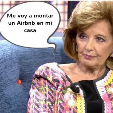 El desastre económico en el que vive María Teresa Campos (y por el que concedió su entrevista más polémica)