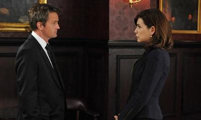 Cinco secundarios robaescenas de 'The Good Wife'