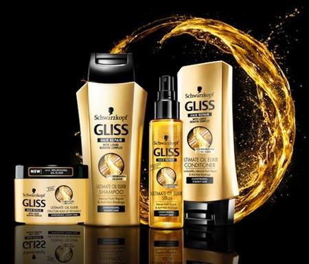 Gliss sorprende con Ultimate Oil Elixir, la nueva gama de Schwarzkopf