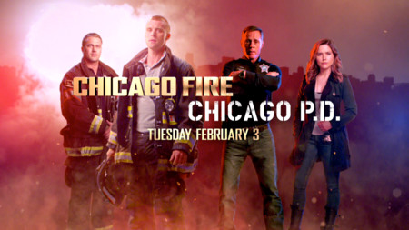 NBC sigue confiando en 'Chicago Fire' y 'Chicago PD' y las renueva para la próxima temporada