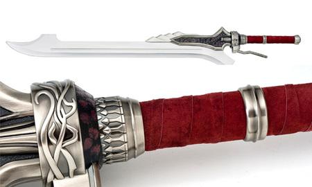 La espada de 'Devil May Cry' se hace realidad