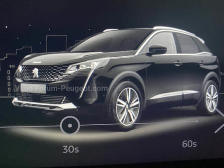 ¡Filtrado! Así será el nuevo Peugeot 3008: llegará antes de 2021 con más colmillos y parrilla tridimensional