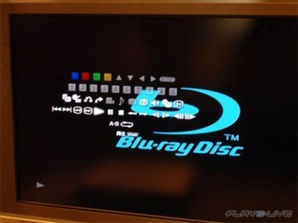 PS3 Blue-Ray