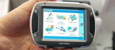 Novogo S Series, navegador GPS portátil