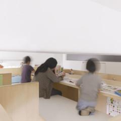 Foto 7 de 14 de la galería nr1977-una-familia-con-cuatro-hijos-en-70-metros-cuadrados en Decoesfera