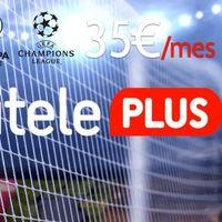 Mitele PLUS permitirá pagar por ver solo LaLiga o la Champions