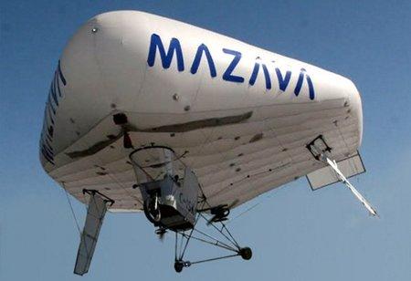 Solar Ship, el dirigible solar para el transporte de mercancías