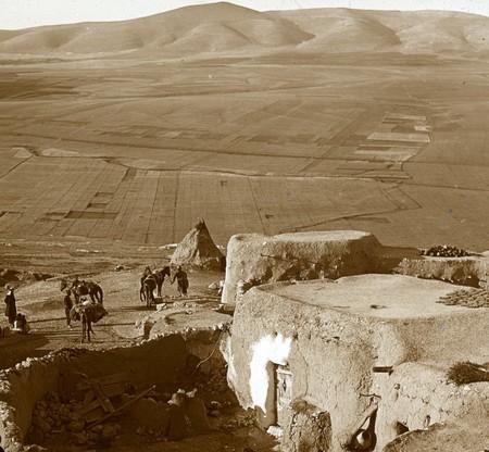 El Monte Moreh Desde El Sur