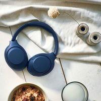 La gama de auriculares con cancelación activa de Sony crece con los nuevos WH-XB900N Extra Bass