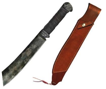 El cuchillo de Rambo