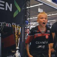 Se llama Anders Vejrgang, tiene 12 años y es la nueva bestia a batir en el FIFA