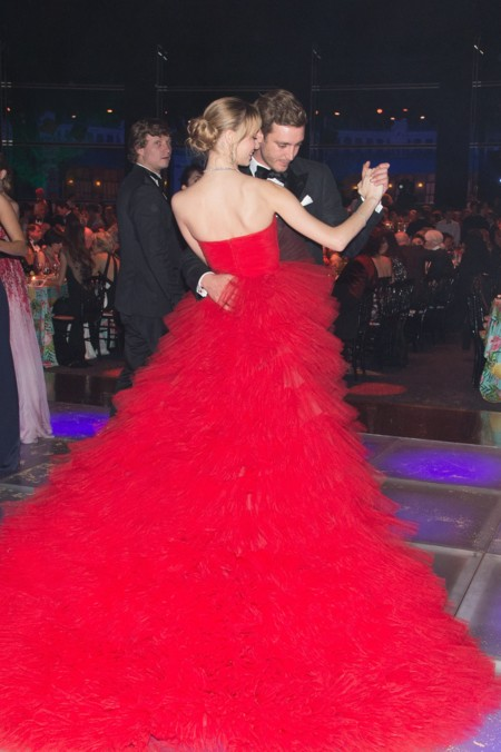 Beatriz Borromeo Baile De La Rosa