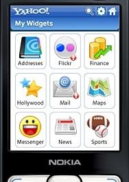Yahoo! Go 3.0 [CES 2008]