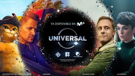 Universal+: el nuevo servicio que llega a Movistar+ con series de estreno y el canal infantil Dreamworks