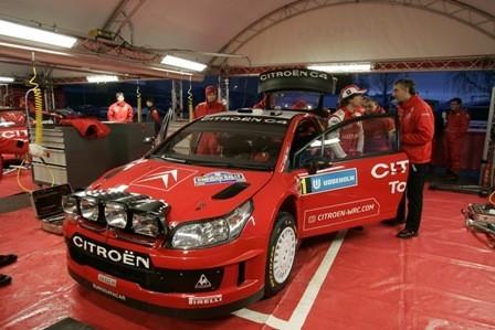 Sébastien Loeb se libra de una polémica penalización de 5 minutos