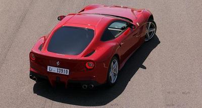 El Ferrari F12 Berlinetta sigue recibiendo reconocimientos