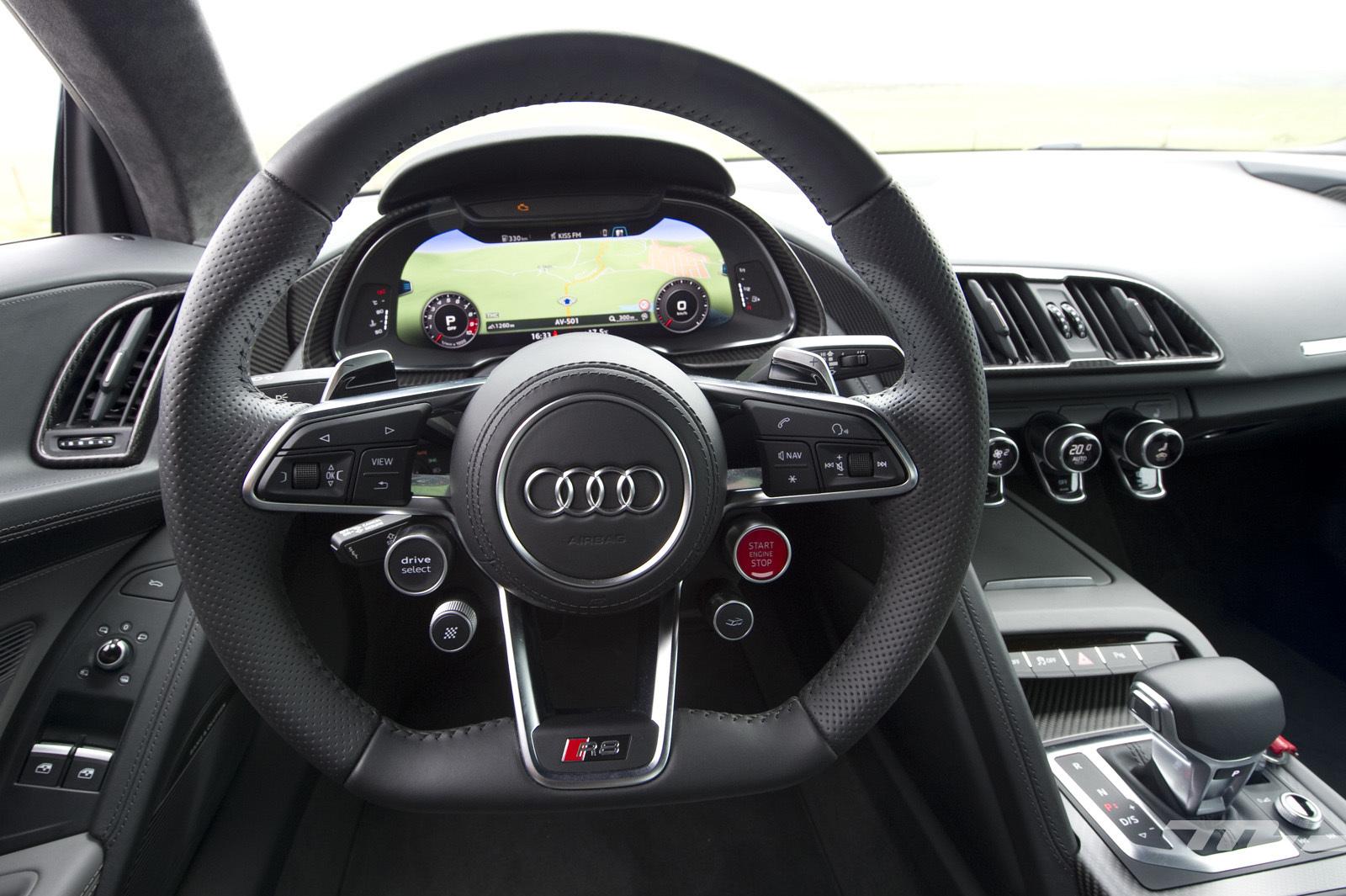 Foto de Audi R8 V10 Plus (prueba) (25/39)