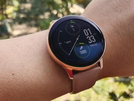 Samsung Galaxy Watch Active2 Pantalla Muy Buena Visibilidad
