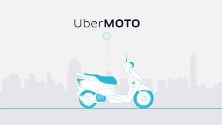 Uber inicia las pruebas de su propio servicio de mototaxis en Bangkok