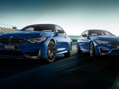 BMW lanza ediciones especiales 'M Heat Edition' de sus M3 y M4, aunque sólo para Japón