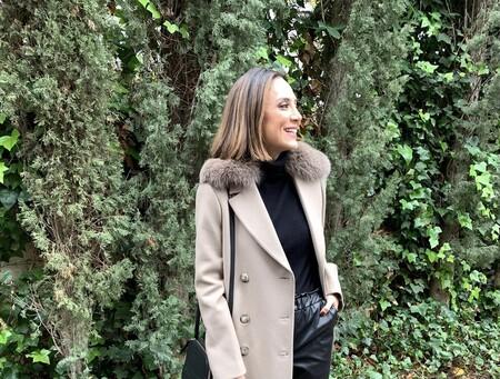 Tamara Falcó triunfa con sus últimos looks de Pedro del Hierro: un abrigo y un jersey ideales
