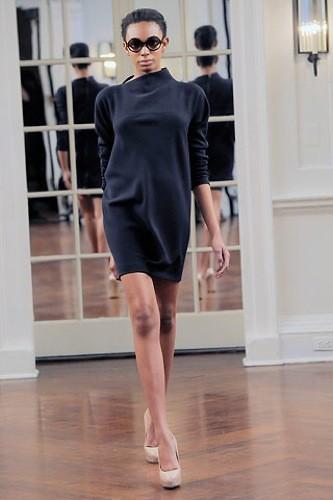 Victoria Beckham, Otoño-Invierno 2010/2011 en la Semana de la Moda de Nueva York