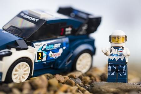 Lego Ford Fiesta Wrc M Sport 1
