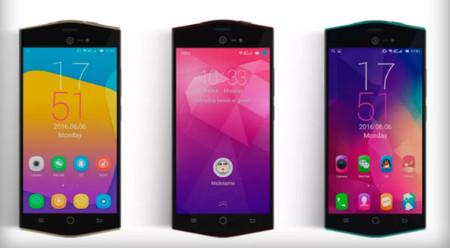 """5 pulgadas, cámara para selfies y cristal antibacterias: así es este """"smartphone para mujeres"""""""