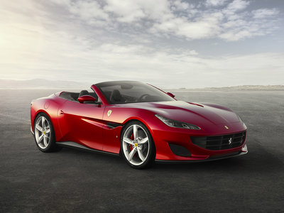 Ferrari Portofino: 600 CV para el sustituto del California T, que mantiene el motor V8 turbo
