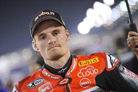 Chaz Davies quiere estar en MotoGP, pero sólo si es con una Ducati oficial