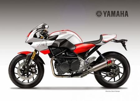 Yamaha TRX 900 por Oberdan Bezzi