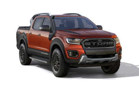 La Ford Ranger Storm Concept quiere convertirse en tu Raptor latina