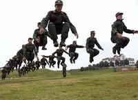 ¿Qué pasaría si todos los chinos saltaran simultáneamente?