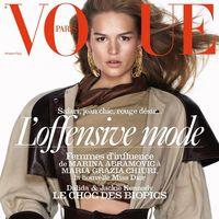 Vogue Paris: Anna Ewers