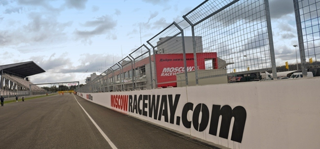 Moscú Raceway