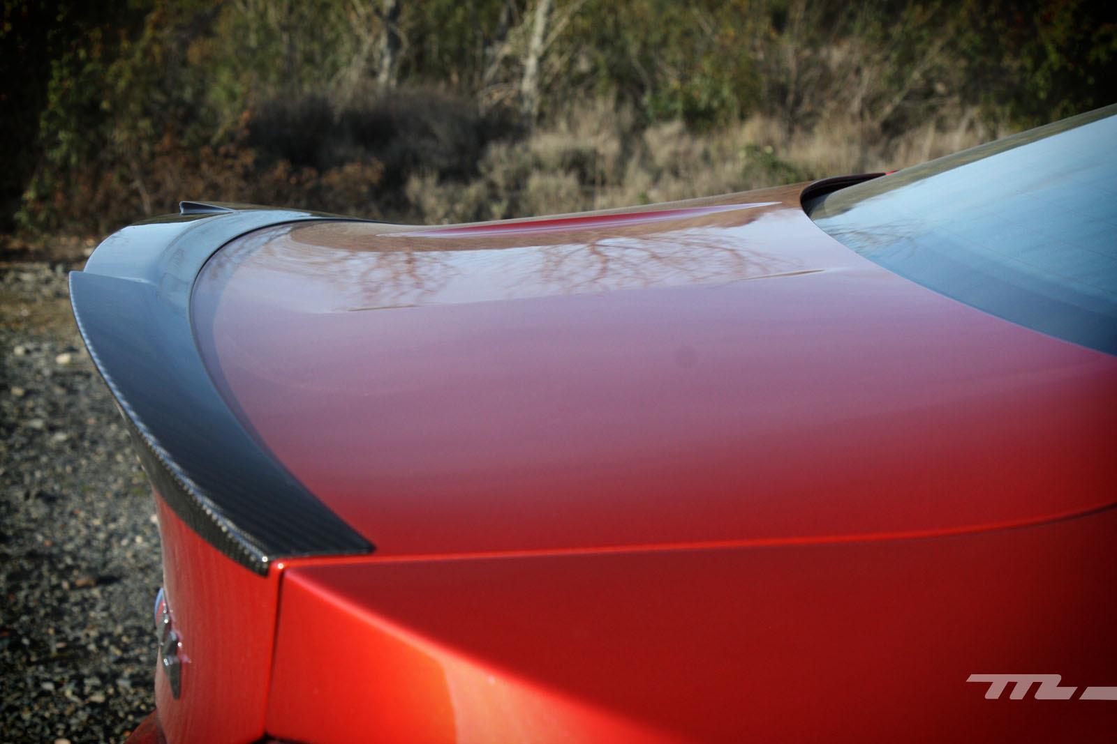 Foto de BMW M4 Performance (prueba en banco de potencia) (7/40)