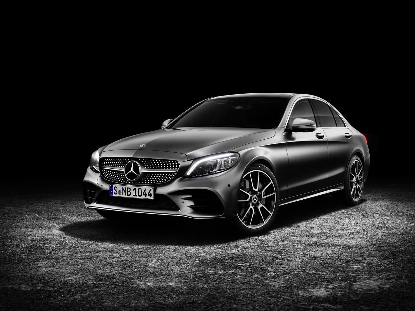 Foto de Mercedes-Benz Clase C 2018 (22/23)