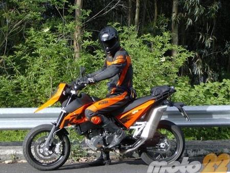 Motos para el carné A2
