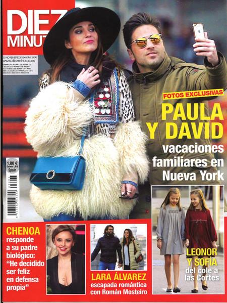 Paula y Busta, felices como siempre