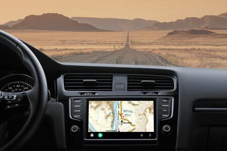 Gaia GPS llega a Android Auto: el navegador para tus aventuras por la naturaleza