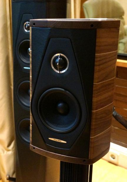 Sonus Faber Olympica I frontal