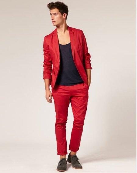 Tailoring total looks para el Verano 2011 (II)