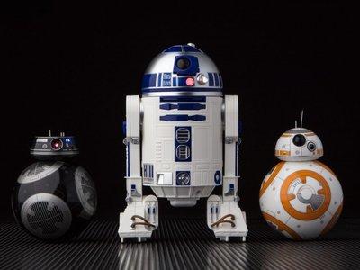 Descubre la (adorable) versión malvada de BB-8, el nuevo droide de 'Star Wars' que puedes llevarte a casa