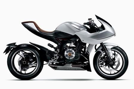 Suzuki Recursion Concept: ¿el futuro pasa por el turbo?