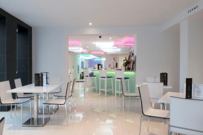 Hotel del Juguete cafetería