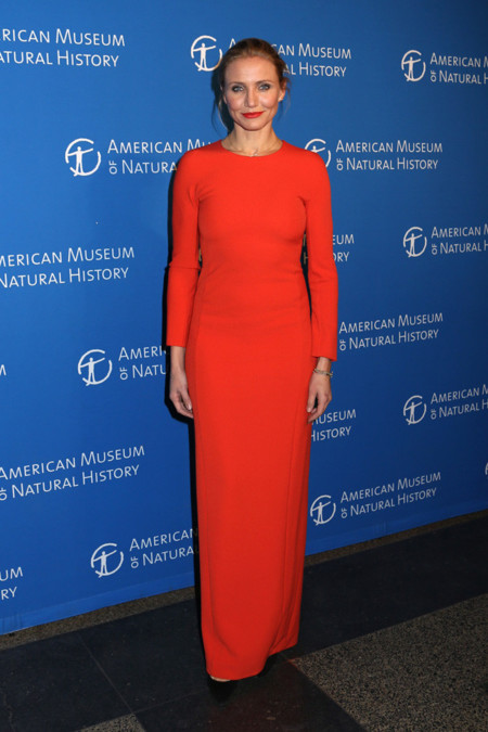 Cameron Diaz The Museum Gala 2014